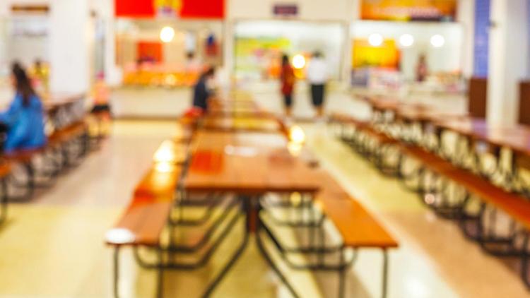 School cafeteria 31